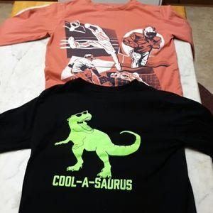 Children's place shirts